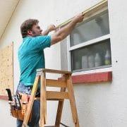 Homeowner Doing Repairs